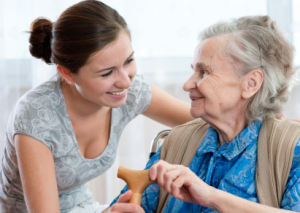 Providing long term care
